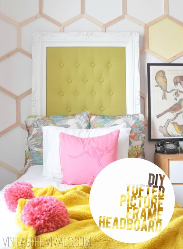 Diy Picture Frame Ideas Crafts The Budget Decorator