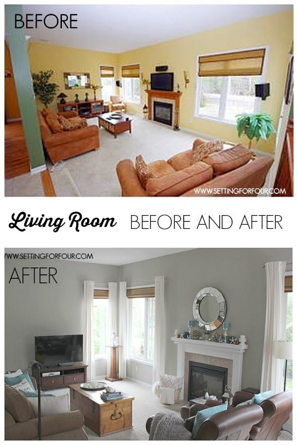 Paint Transformations – 5 Amazing Diy Makeovers – The Budget Decorator