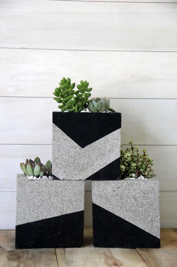 Budget Outdoor Planter Projects The Decorator
