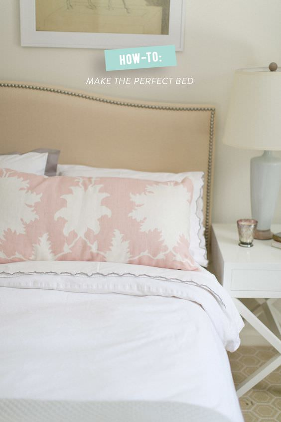 Make a perfect bed-1