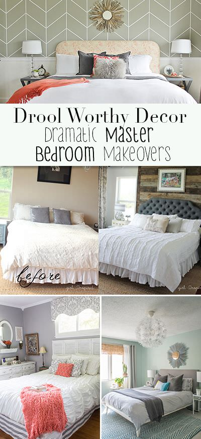 Drool Worthy Decor : Master Bedroom Decorating Ideas • The Budget ...