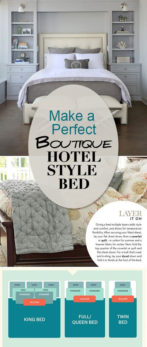 Style Me Pretty Has A Great Basic Guide On How To Make The Perfect Bed This Covers Everything Get You Started And Best Tip We Have Found For