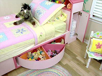Diy Under Bed Storage 6