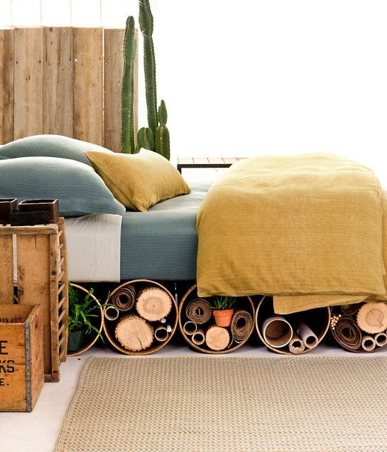 DIY under bed storage-7