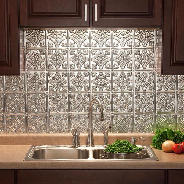 tiles and then just attach to your old backsplash from home depot