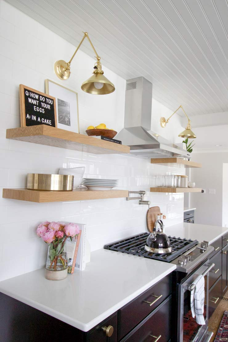 Easy One Day Diy Kitchen Update Remodel Ideas The Budget Decorator