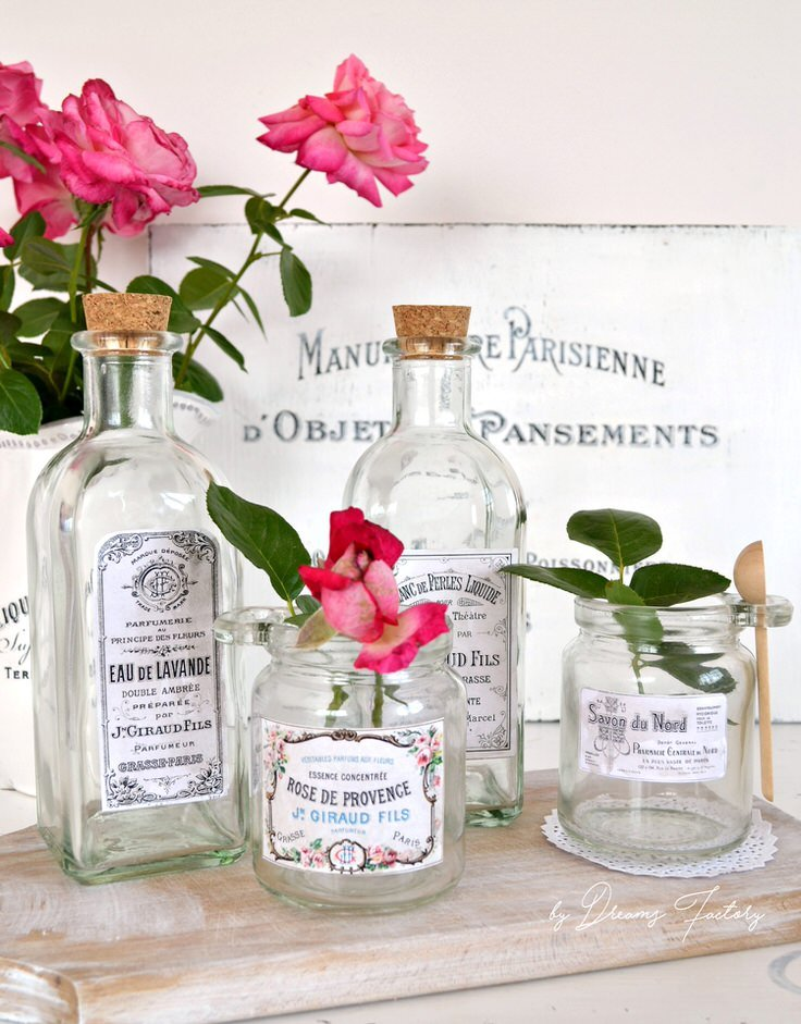 16 Lovely Diy Apothecary Jars Vase Filler Ideas The Budget Decorator
