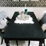 DIY Dining Table Makeovers - Before & Afters