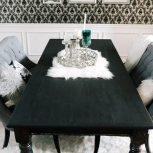 DIY Dining Table Makeovers - Before & After