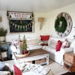 Top DIY Rustic Christmas Decorating Ideas
