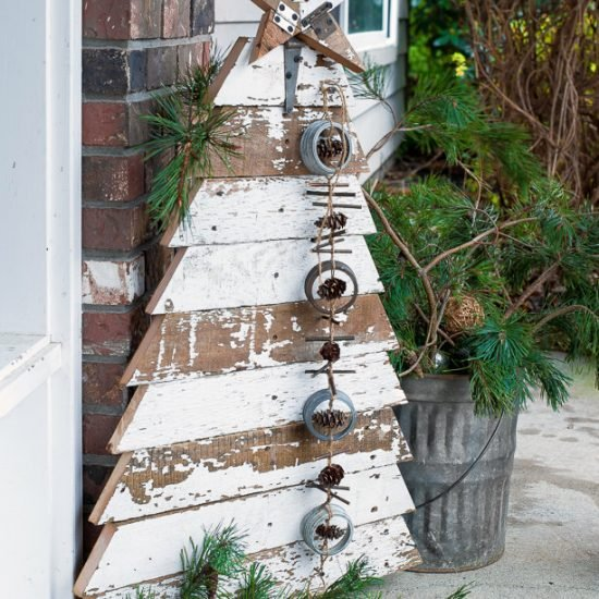 DIY Rustic Christmas Decorations You Are Going to Love
