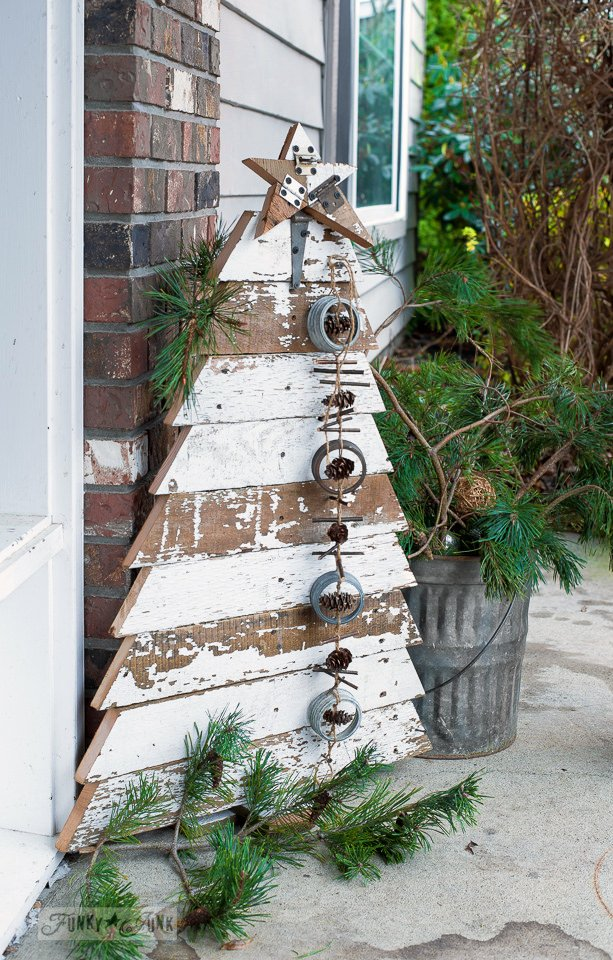 DIY rustic Christmas -5