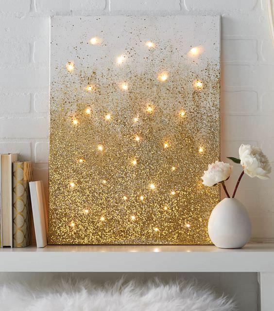 Glamorous gold decor-8