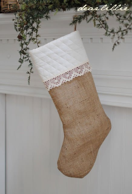 Diy Christmas Stockings Patterns Amp Projects The Budget