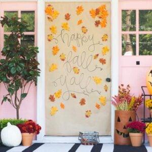 DIY Thanksgiving Decorating Ideas