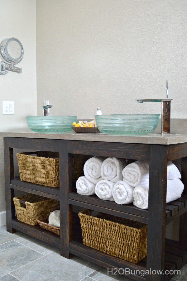 diy bathroom vanities 3
