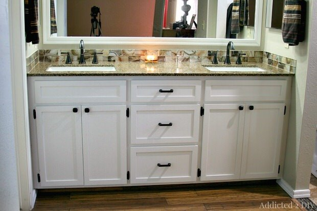 building a bathroom vanity cabinet creative diy bathroom vanity projects the budget decorator 22832