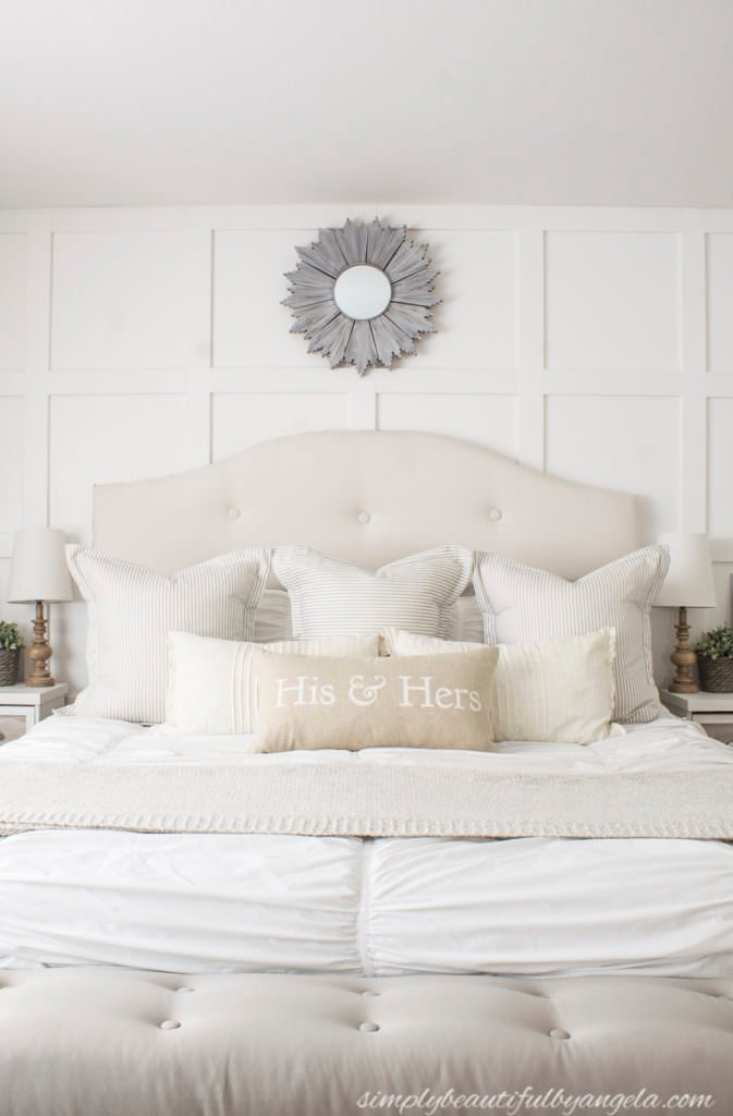 Charming But Cheap Bedroom Decorating Ideas • The Budget ...