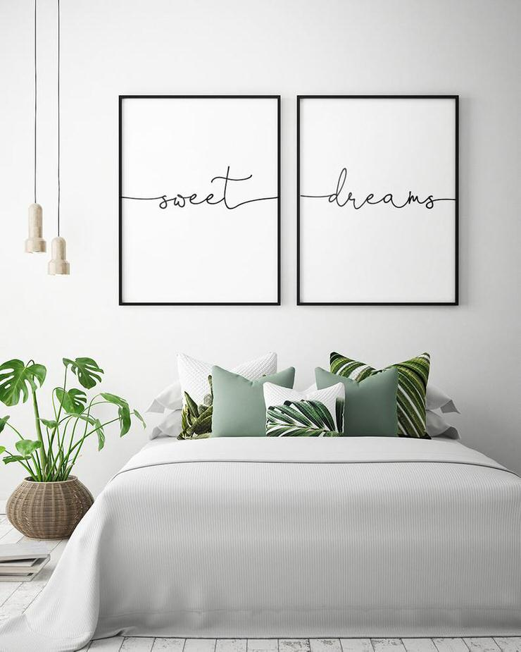 Affordable Wall Decor: Charming But Cheap Bedroom Decorating Ideas • The Budget