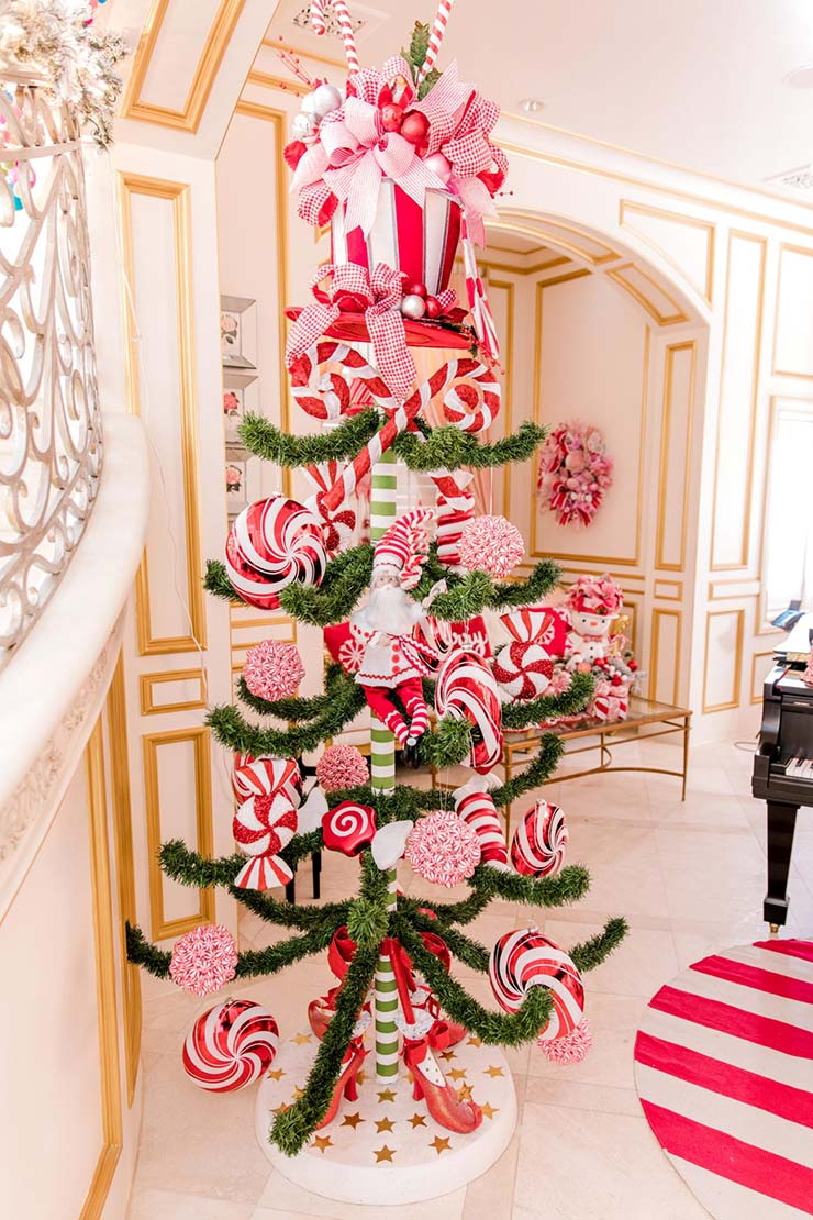 Christmas Candyland Theme Party.Diy Candyland Christmas Decorations Ornaments The Budget
