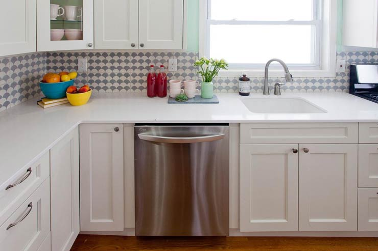 Diy Budget Kitchen Makeovers One Project At A Time The Budget Decorator