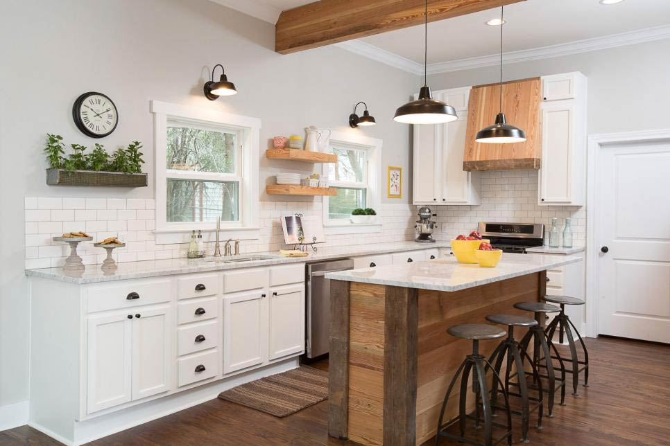Diy Budget Kitchen Makeovers One Project At A Time The Decorator