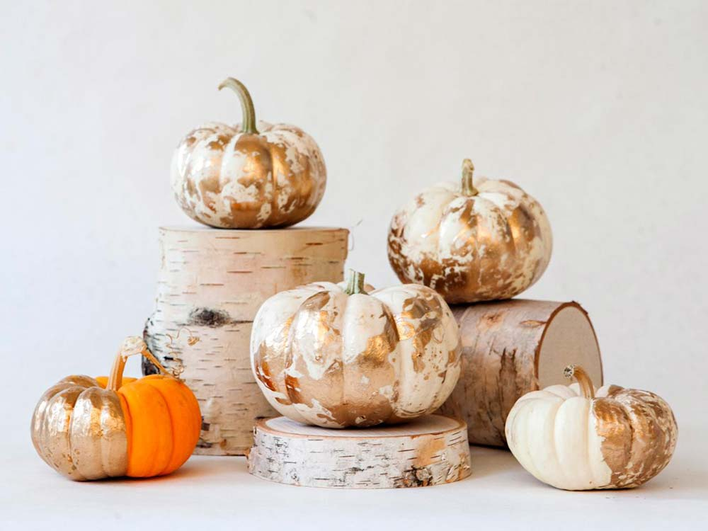 14 Easy And Cheap Fall Decor Ideas That Don T Look Cheap The Budget Decorator