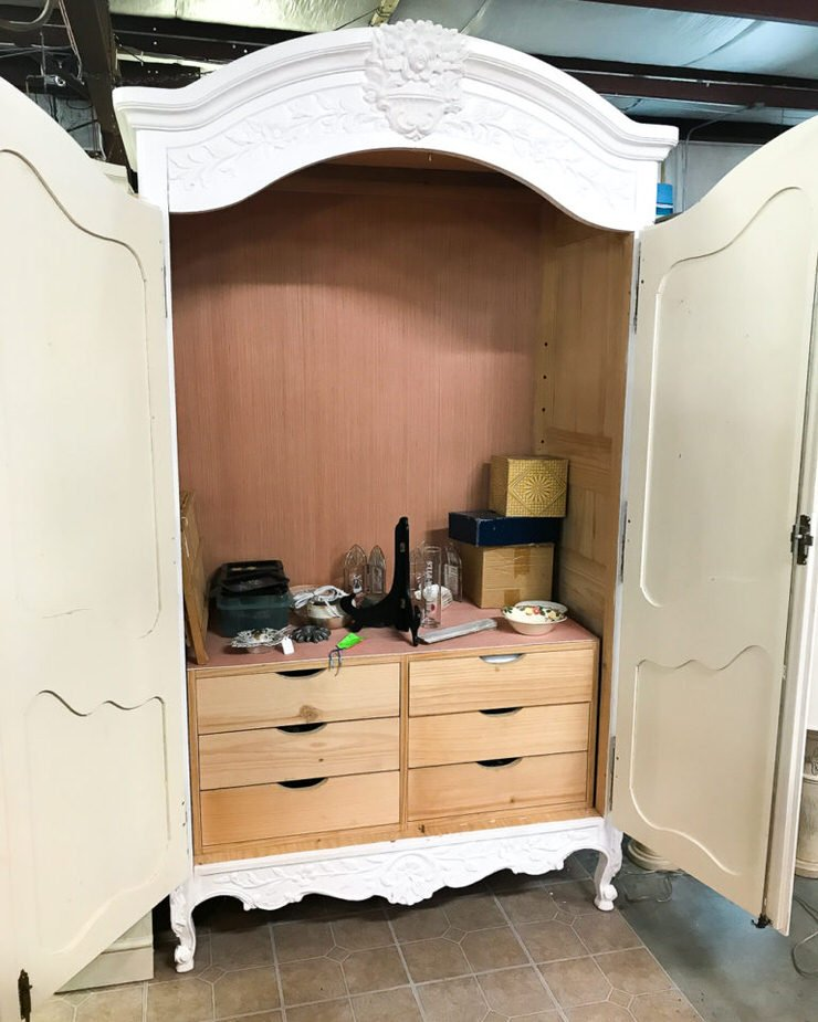 Armoire Baby Closet