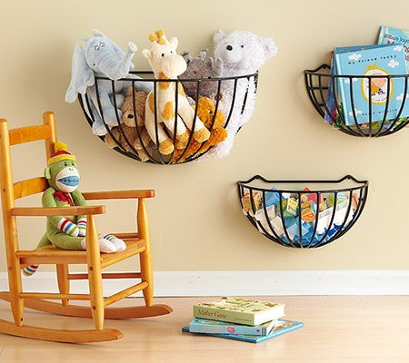 Or This Diy Toy Swing From It S Always Autumn Love And Its An Easy Tutorial For Such A Cute Project To Organize Your Home