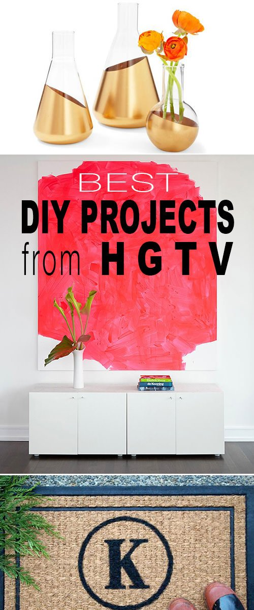 DIY projects from hgtv