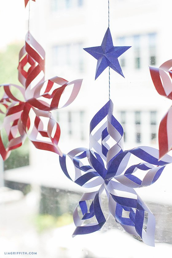 Quick And Easy Fourth Of July Decorating The Budget Decorator
