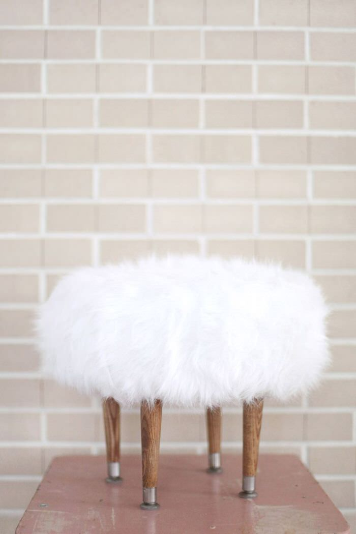 Fabulous Faux Fur Diy Projects The Budget Decorator