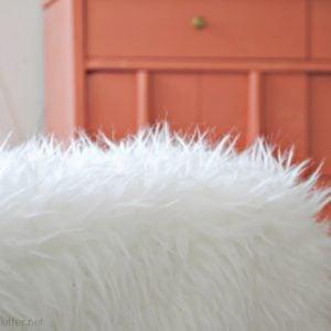 Fabulous Faux Fur DIY Projects