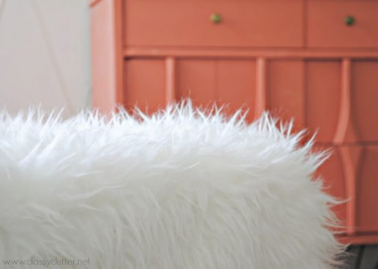 Fabulous Faux Fur DIY Projects