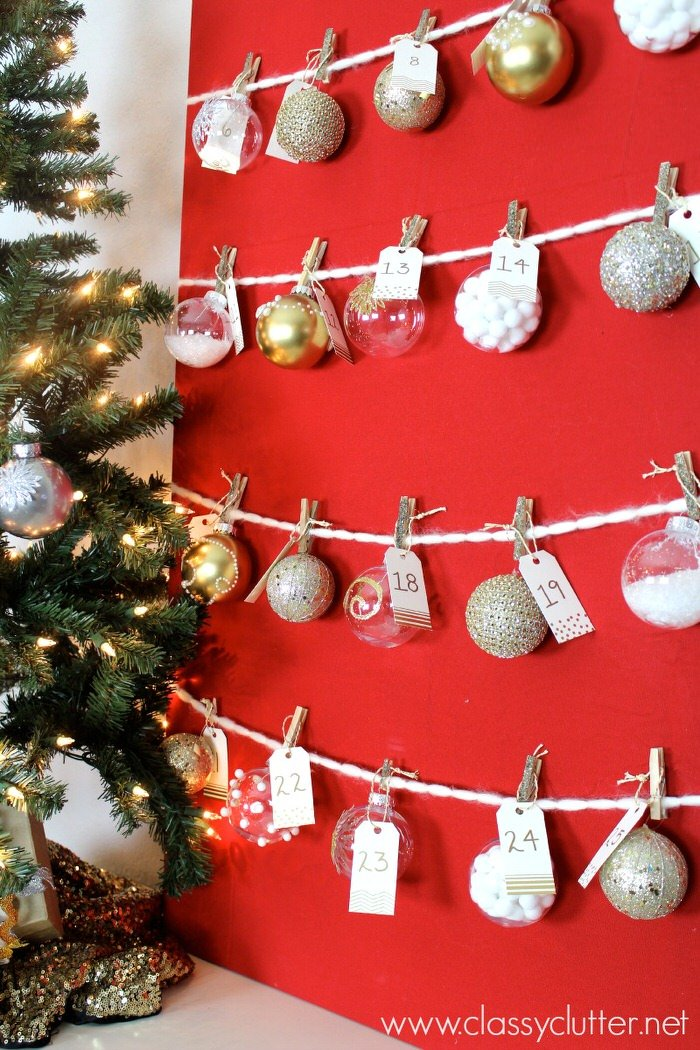 Diy Christmas Decorations Amp Holiday Projects With Dollar