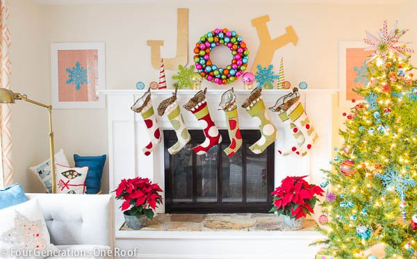 Dollar Store Christmas Ornament Crafts The Budget Decorator