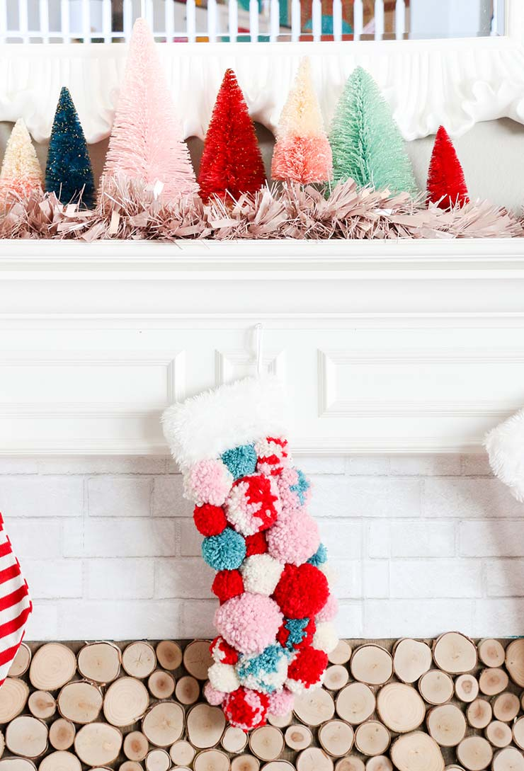 How to Make a Christmas Stocking It s Easy • The Bud
