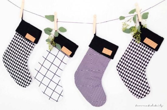 How to Make a Christmas Stocking - It's Easy!