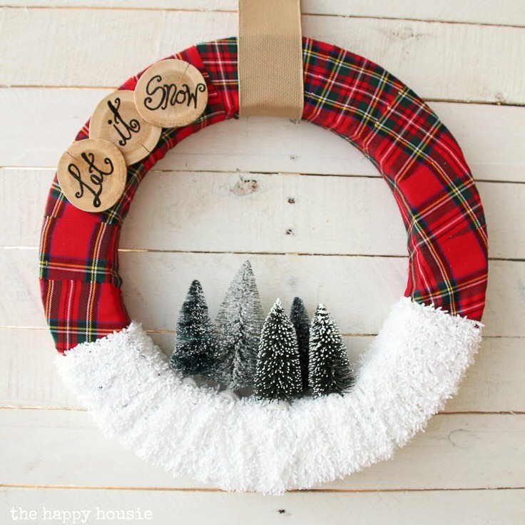 Holiday Wreaths Diy Christmas Wreaths You Can Make The Budget