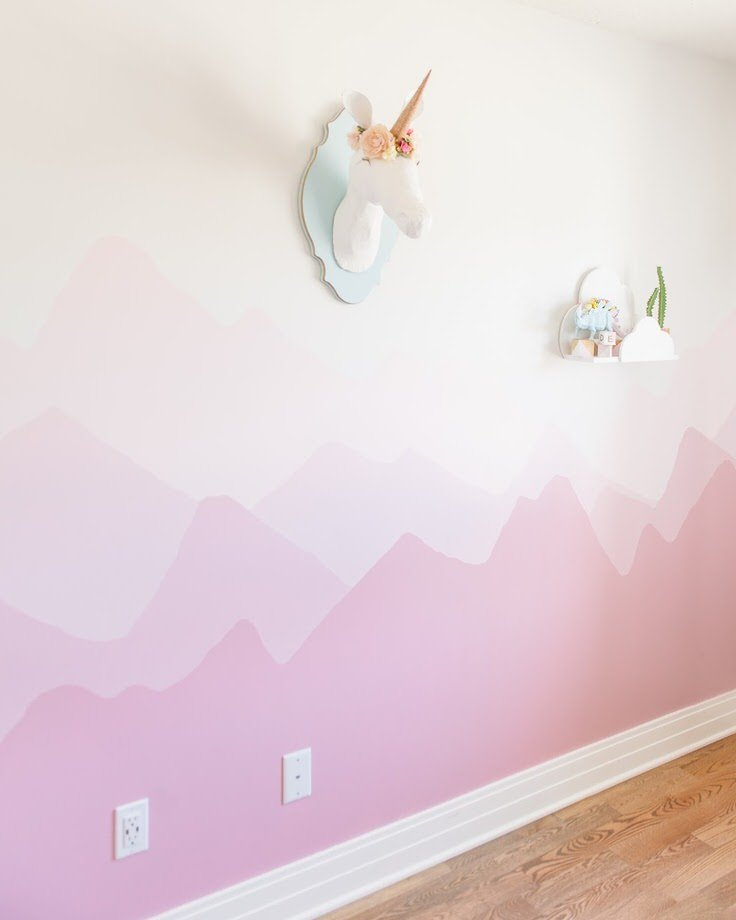 How To Paint Wall Murals For Kids 10 Easy Diy Projects The