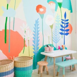 How to Paint Wall Murals for Kids - 10 Easy DIY Projects