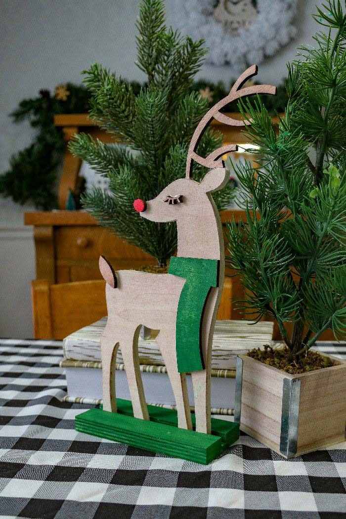Diy Rustic Christmas Decorations You Are Going To Love The Budget Decorator