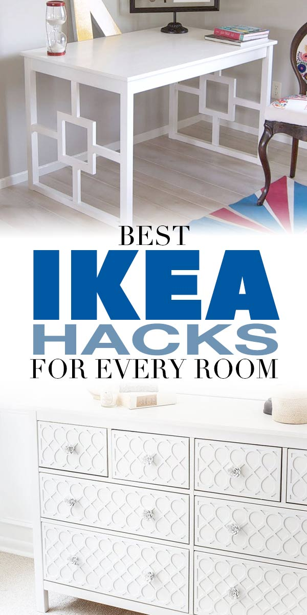 Best IKEA Hacks for Every Room