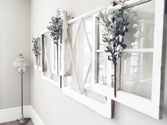 15 Creative Old Window Ideas