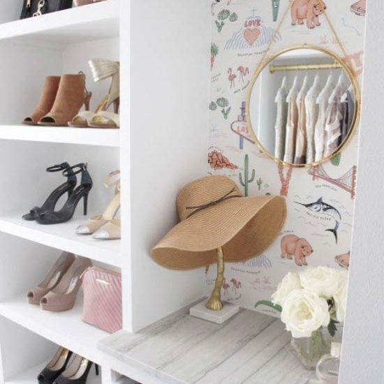 8 Gorgeous DIY Closet Organizers To Build From Scratch