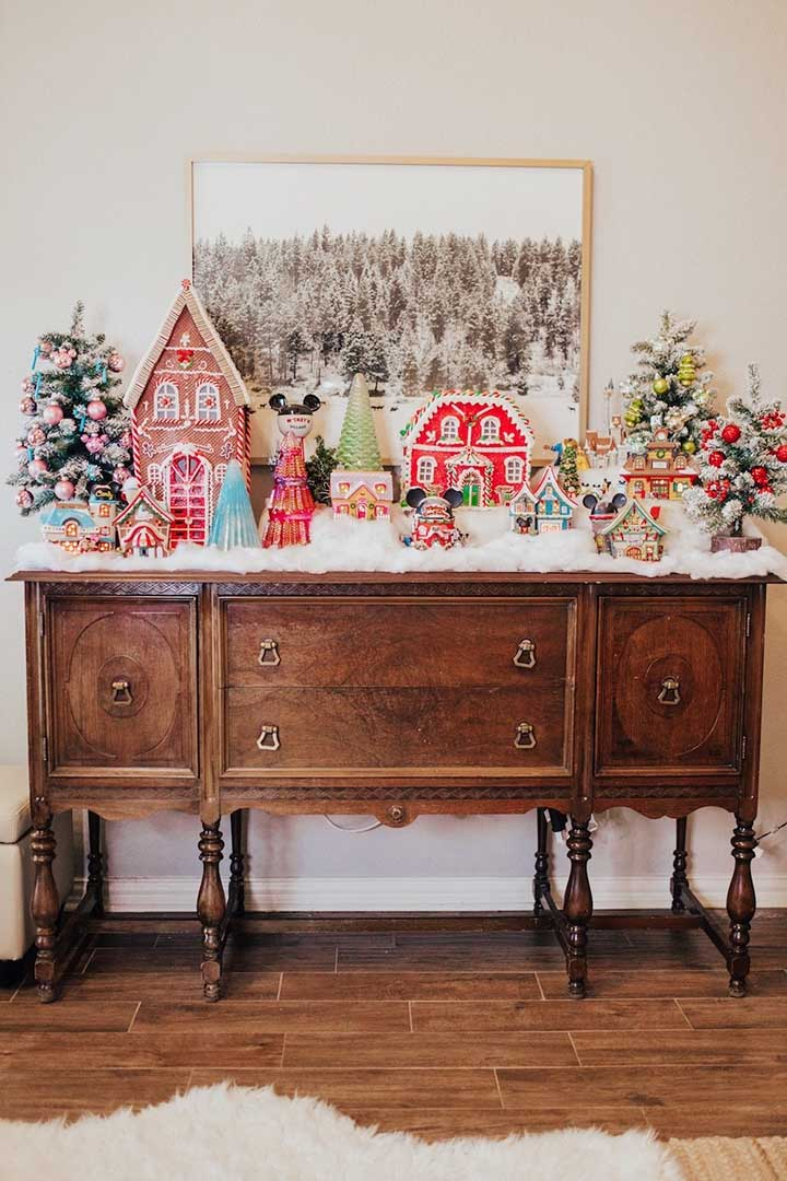 Magical Christmas Village Ideas You Can Diy The Budget Decorator