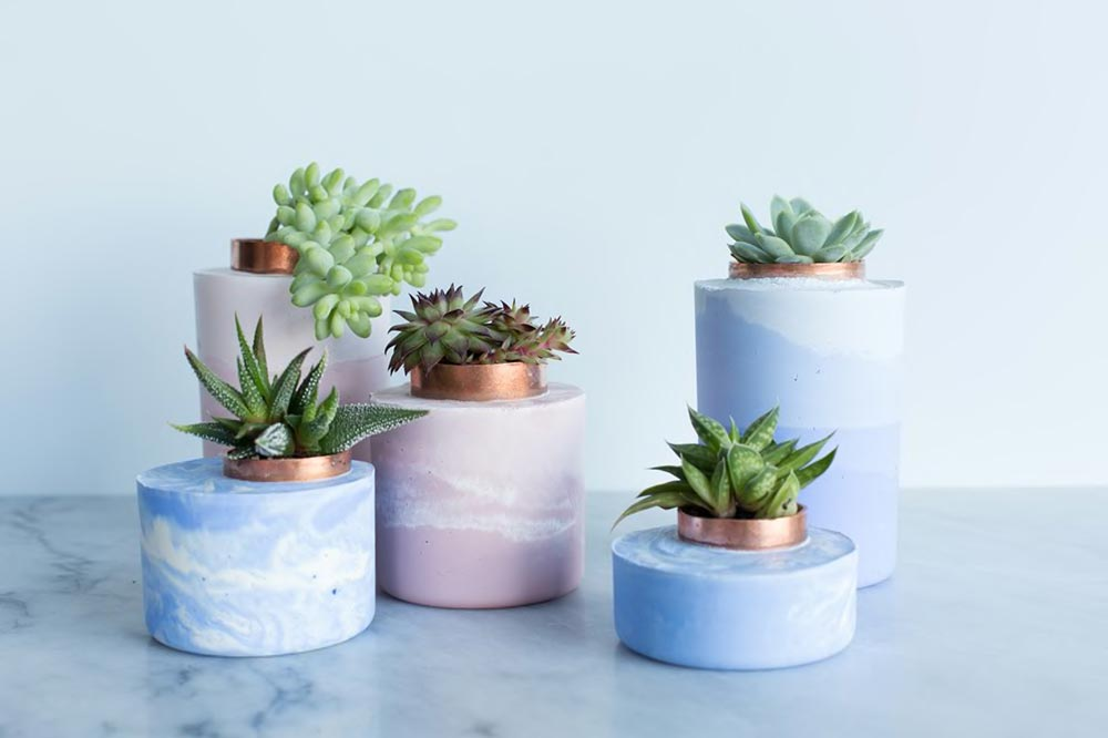 12 DIY Indoor Plant Pot Ideas Your House Plants Will Love