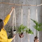 11 Simple DIY Macrame Plant Hanger Tutorials