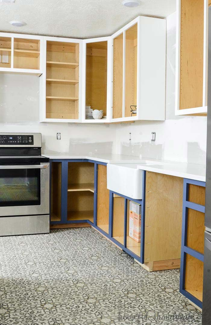 12 Money Saving Diy Cabinets For The Easiest Remodels Ever The Budget Decorator