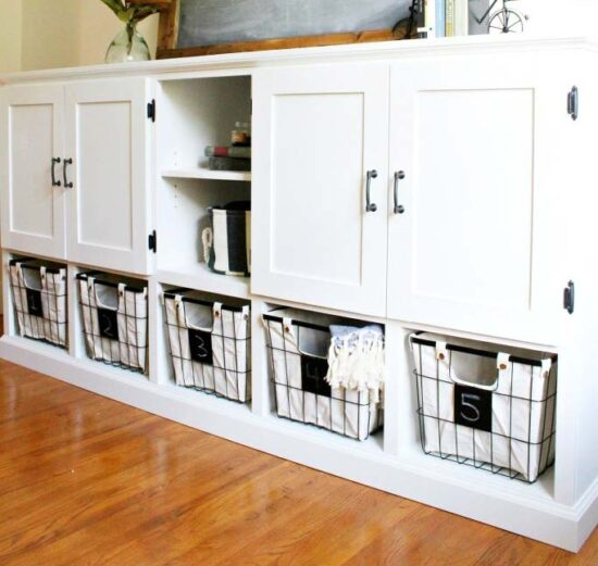 12 Money Saving DIY Cabinet Plans